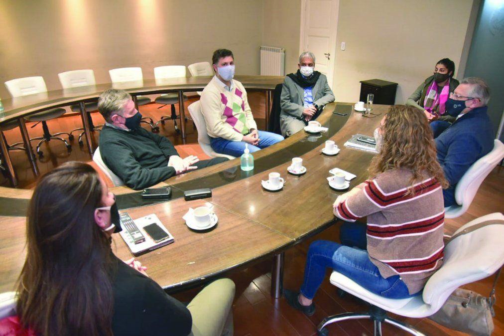Proponen la creación de una comisión para impulsar la Unidad Pediátrica Integral