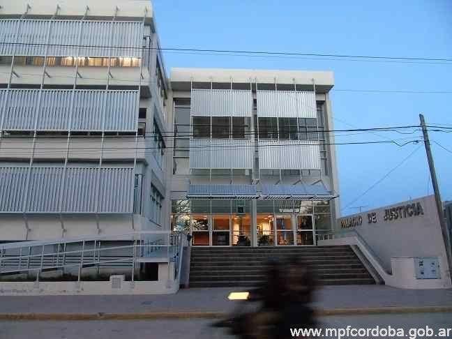 Tribunales de Villa Dolores.