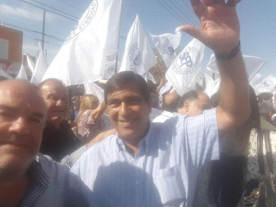 Falleció el dirigente sindical Oscar Mosquera