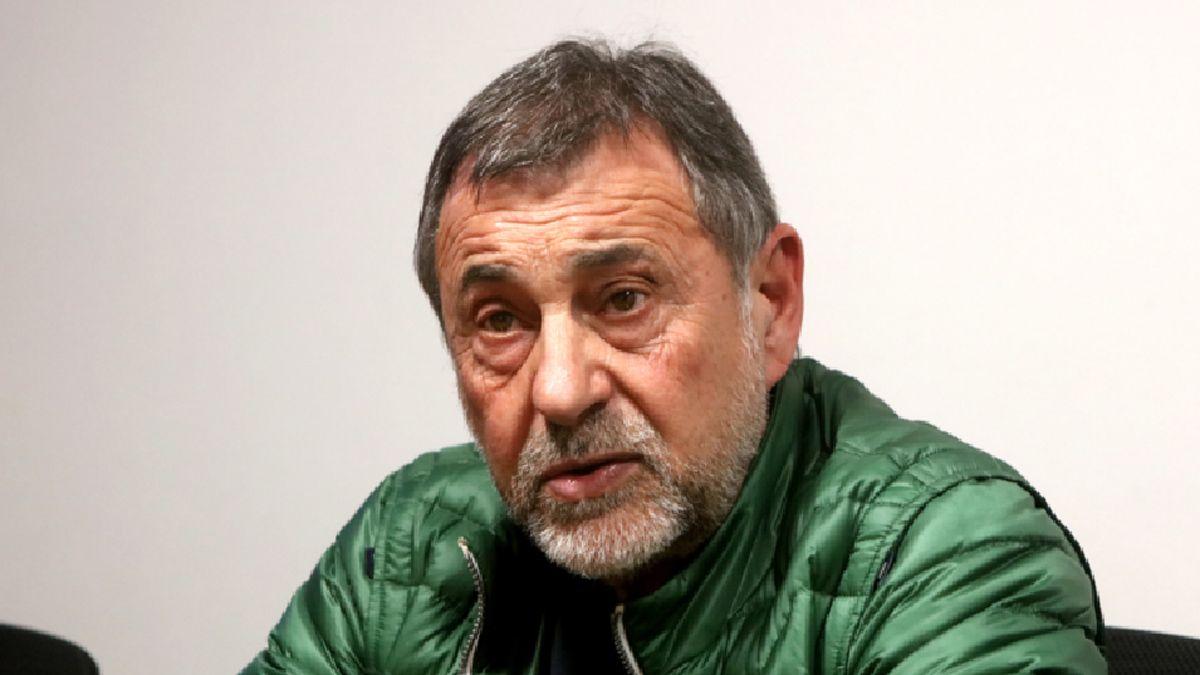El precandidato a senador del Frente de Todos de Córdoba