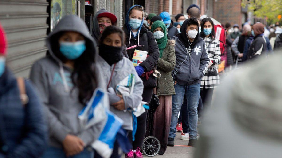 Por la pandemia, creció la desocupación y llegó al 11% para finales del 2020