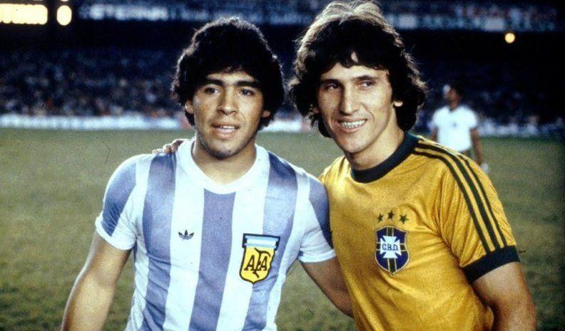 Maradona es mejor que Messi