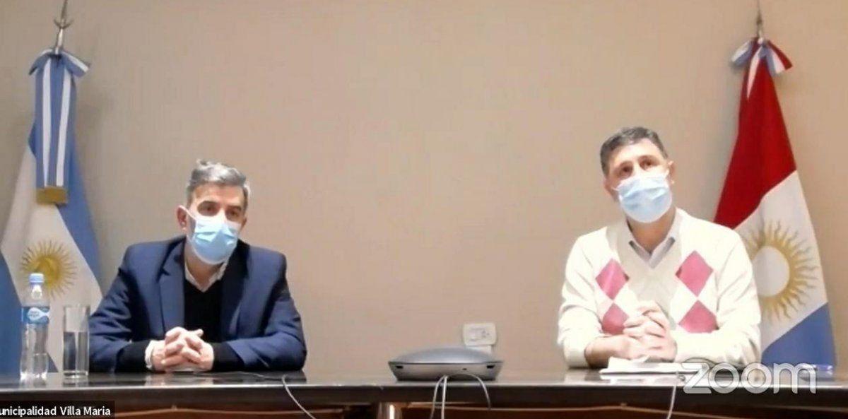 Especialistas recomiendan que Villa María y la región retrocedan de fase