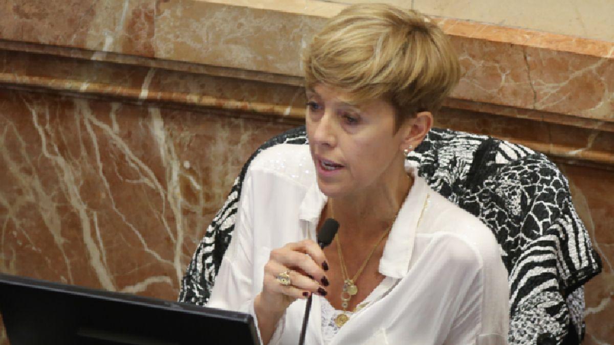 La senadora rionegrina del Frente de Todos Silvina García Larraburu es una de los que en estos últimos días se sumaron a los votos a favor del aborto legal.