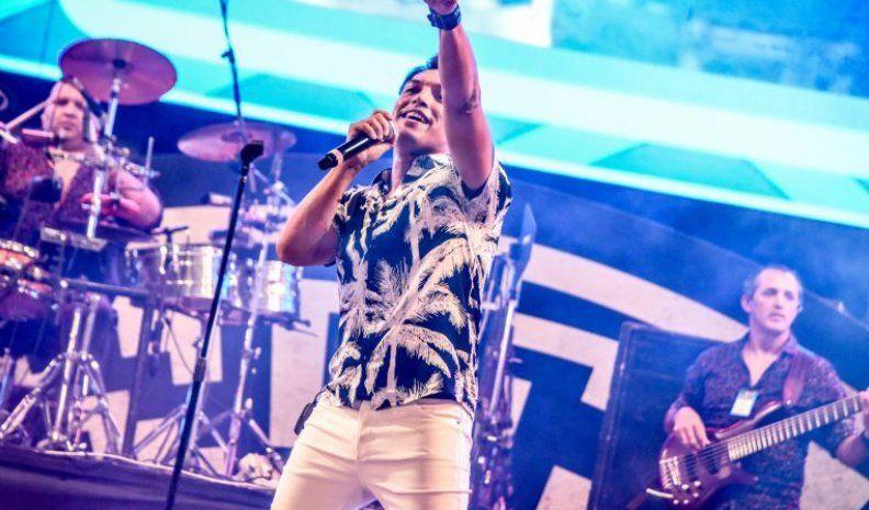 Banda XXI debutó a pleno en el Festival de Cosquín