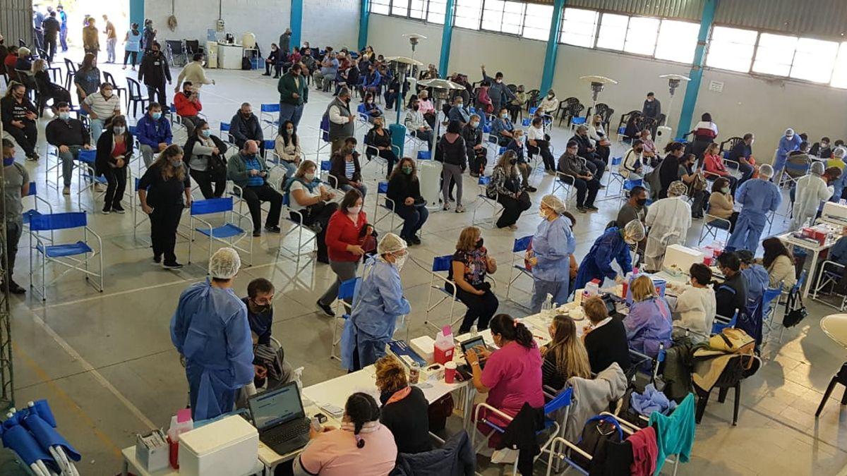En Córdoba, ya se aplicaron casi 1,3 millón de dosis de vacunas