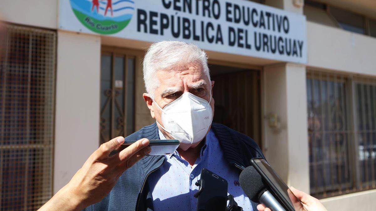 El diputado Gutiérrez