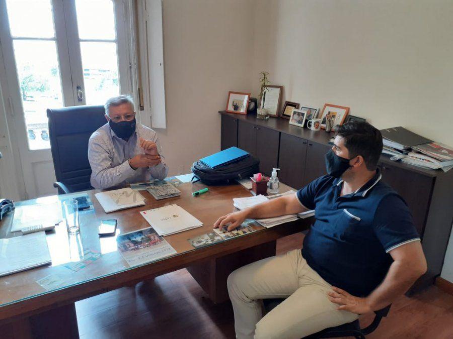 Empresa de la ciudad realizará una obra en la plazoleta Capdevila