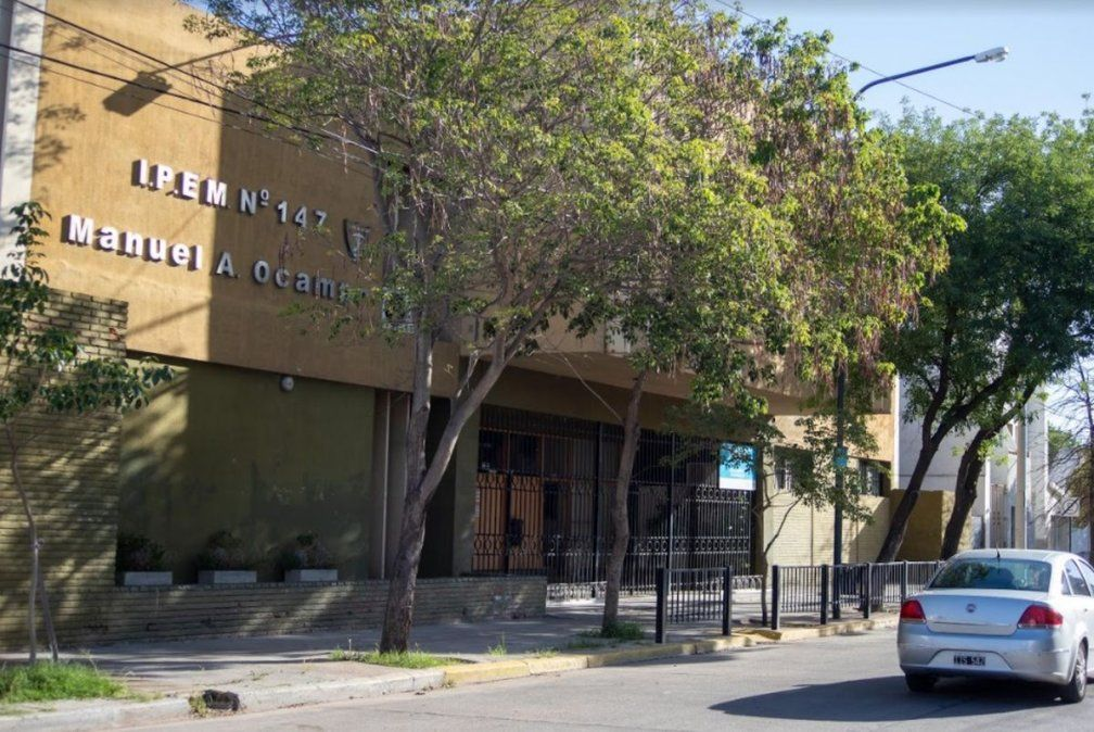 El director de la escuela Manuel Anselmo Ocampo Ipem 147° consideró que hay una necesidad urgente de volver a las aulas.