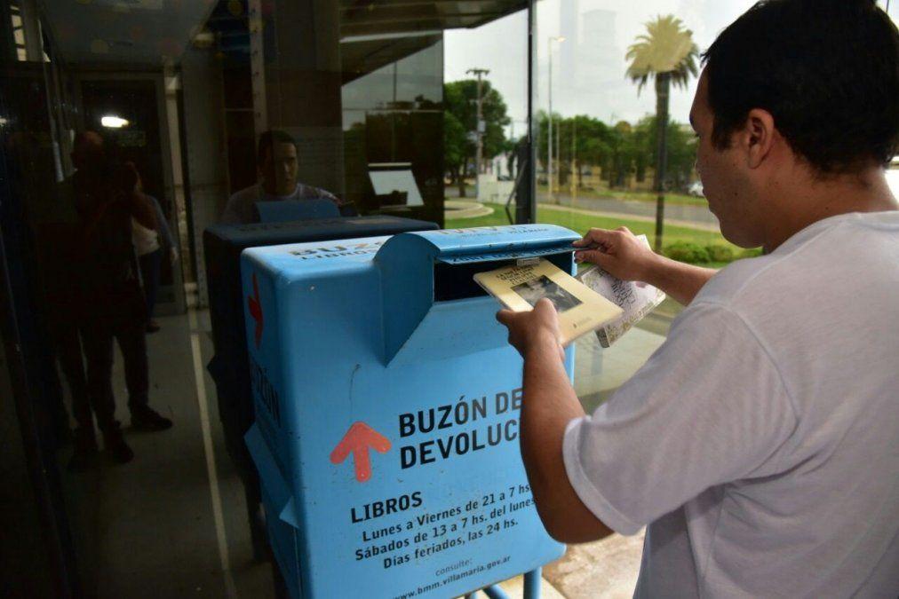 Medioteca Municipal realizó más de 3.500 préstamos de libros bajo la modalidad take away