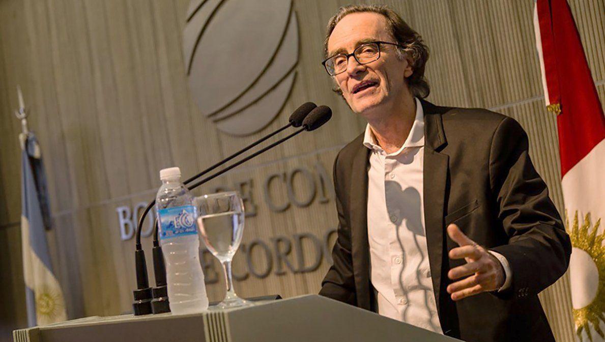 Giordano: Córdoba no firmó nada que esté por encima de sus posibilidades