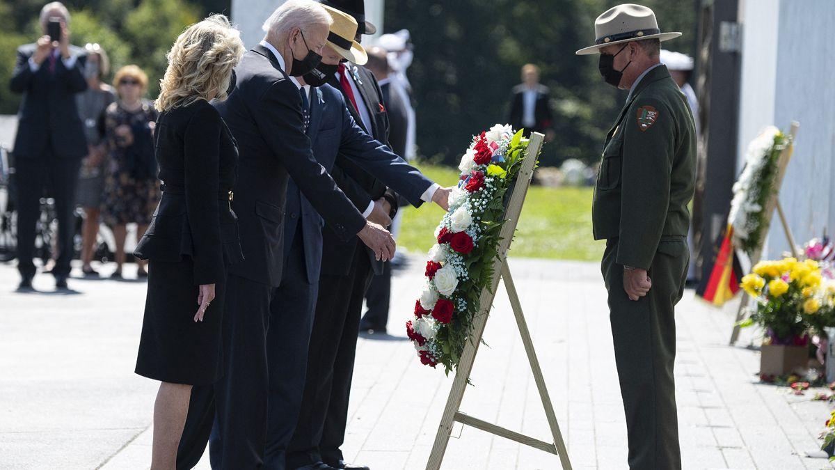 El presidente Biden realizó un llamado a la unidad