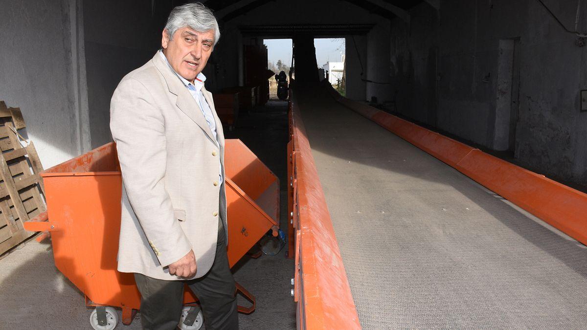 El intendente Alberto Escudero está imputado en una causa en la que se investiga el destino de fondos nacionales.