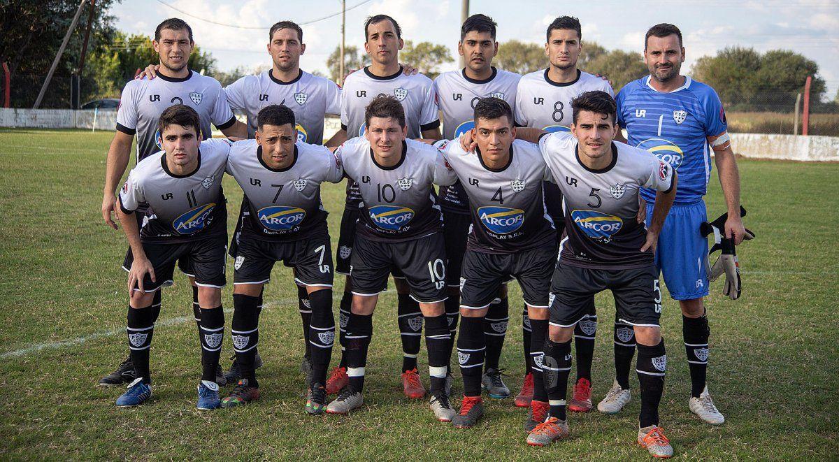 El equipo de Sportivo Playosa que sufrió muchas bajas en las 6 fechas del campeonato