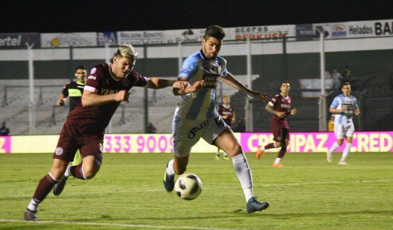 Atlético Rafaela eliminó a Lanús