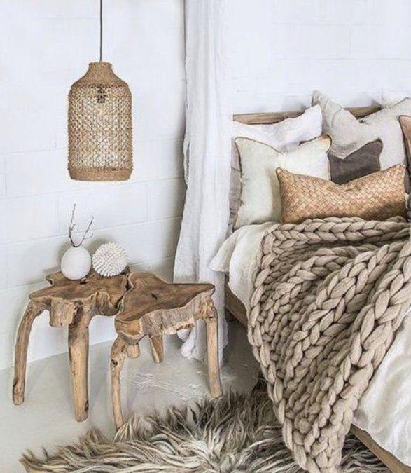 La decoración artesanal encaja prácticamente en todos los tipos de decoración, y es que se puede utilizar para complementar y decorar espacios.  Imagen Pinterest
