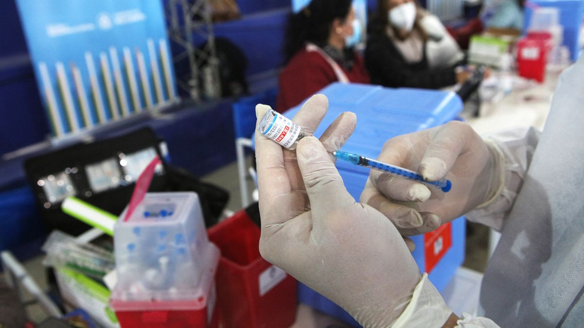 El martes comenzará la vacunación en adolescentes de 12 a 17 años