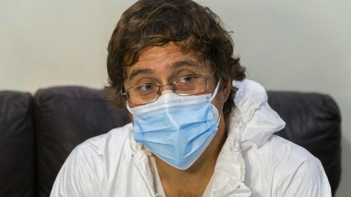 Las camas en nuestra terapia intensiva están ocupadas mayormente por Covid hoy. Desde la institución y desde la terapia