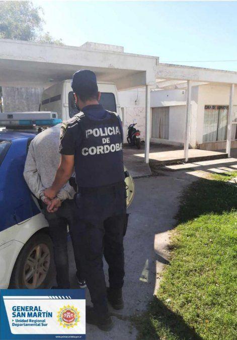 Un detenido por conducción peligrosa