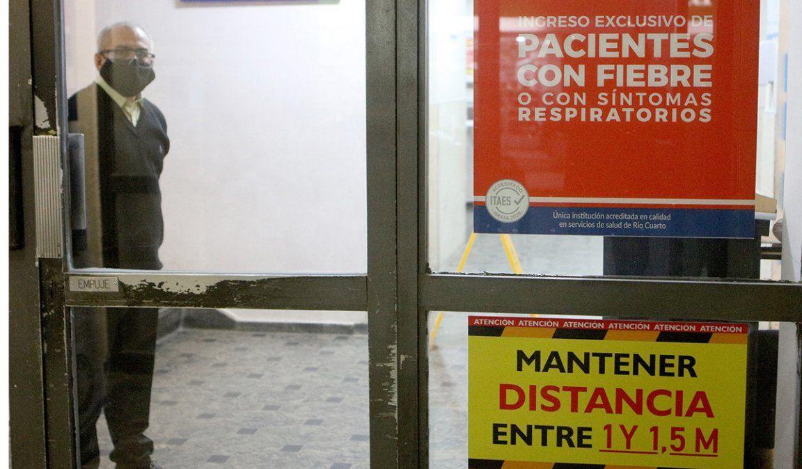 Se confirmó el primer médico fallecido por Covid-19 en Río Cuarto.