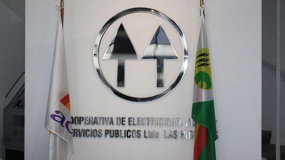 Los consultorios médicos de la Cooperativa Eléctrica de Las Higueras fueron cerrados por un test rápido positivo en un profesional.