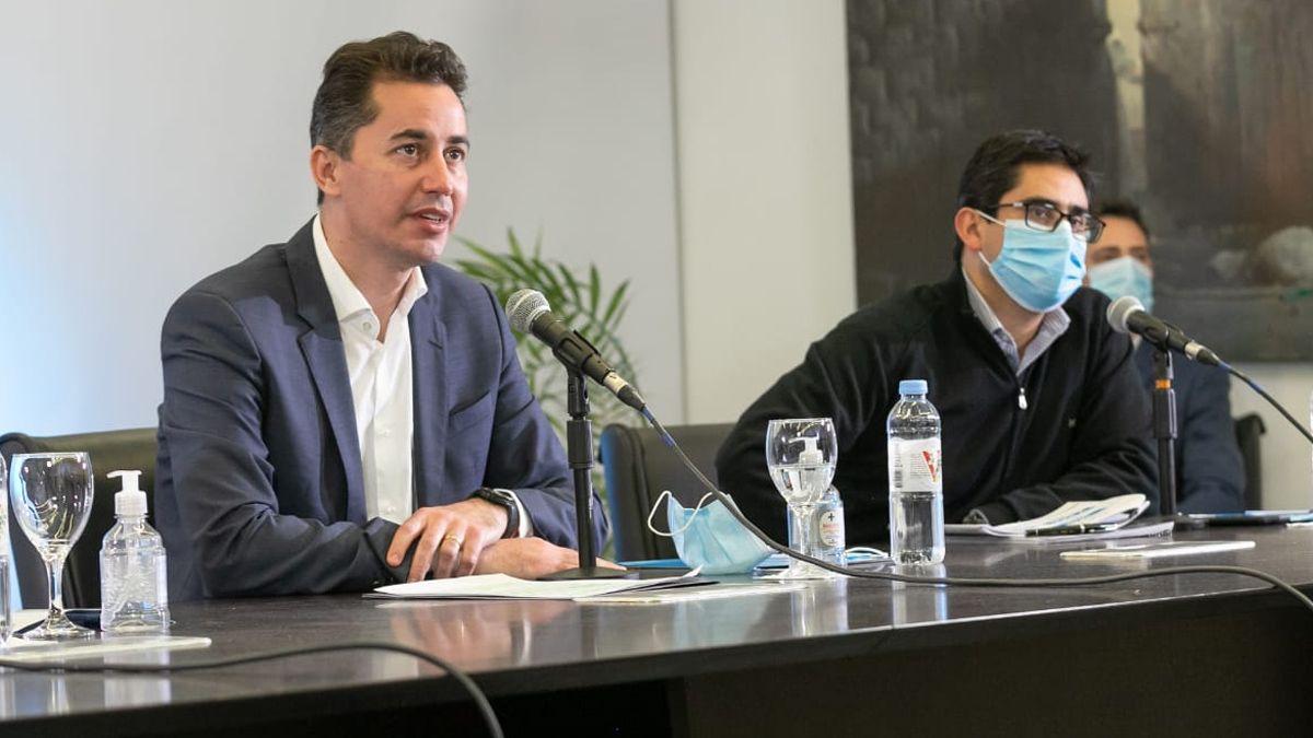 Crean 9 corredores sanitarios en Córdoba; Mackenna será sede