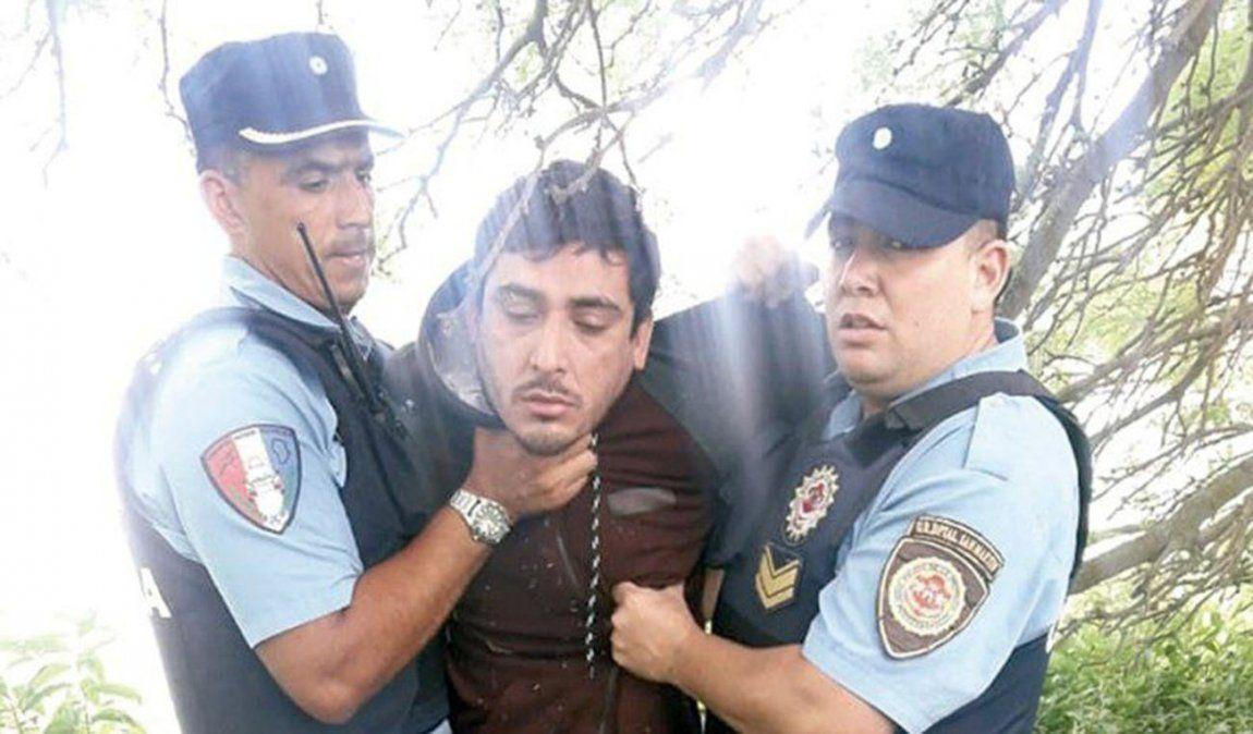 Oliva fue condenado a 14 años de prisión por el intento de femicidio contra Alfonsina Becerra.