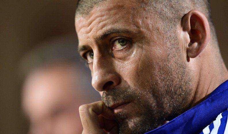 Selección: la AFA  oficializó la llegada de  Walter  Samuel al cuerpo técnico  de Lionel Scaloni