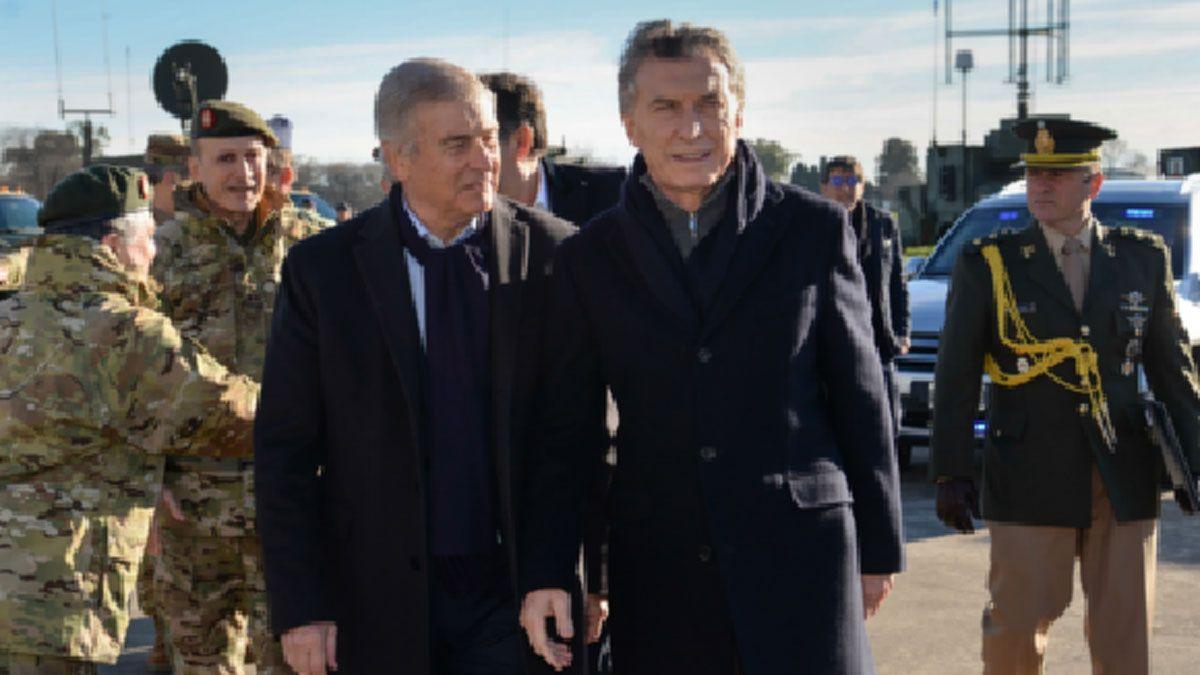 El expresidente Mauricio Macri y el exministro de Defensa Oscar Aguad serán investigados penalmente.