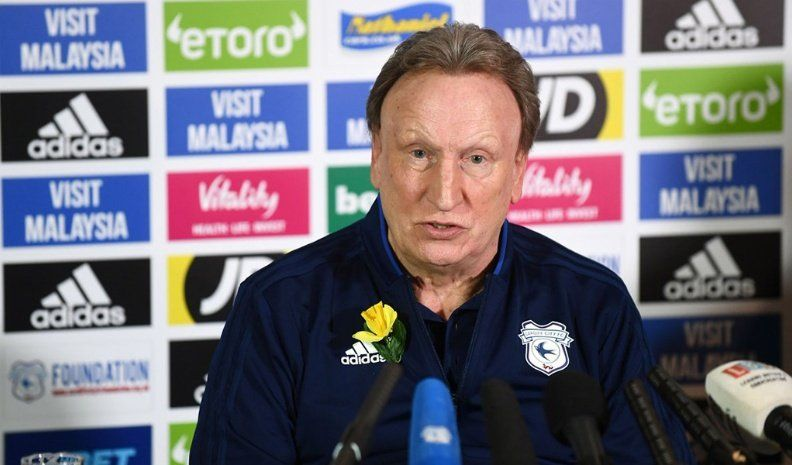 El entrenador del Cardiff pensó en renunciar