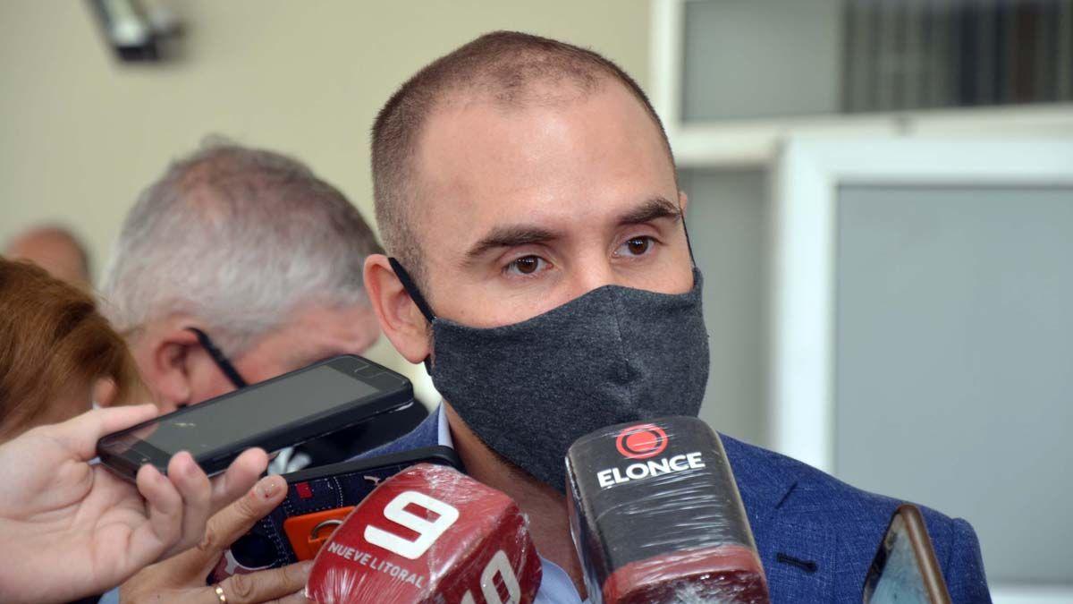 Martín Guzmán se refirió a la situación de la economía ante la segunda ola de coronavirus.