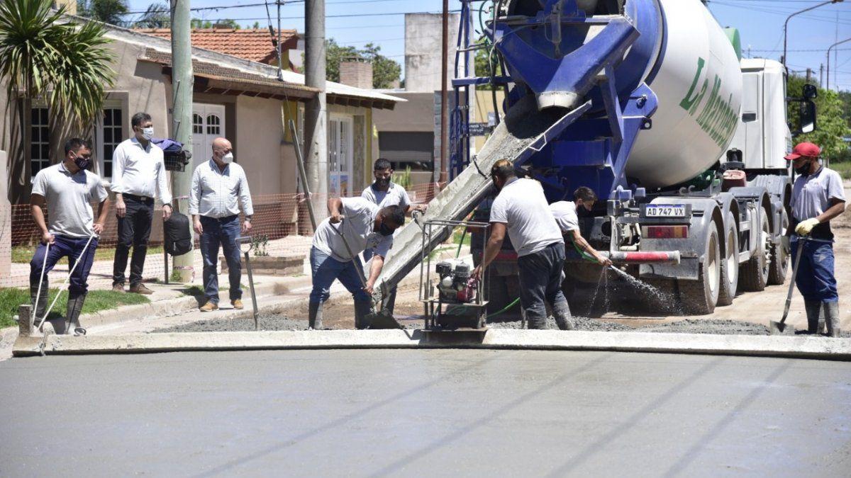 El punto de inicio de la obra será en la intersección de calles Constituyentes y Jorge Newbery.