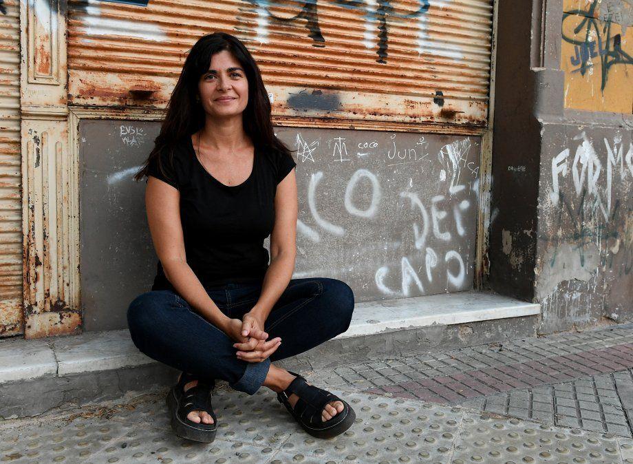 Soledad Villamil fue parte de la sección de películas del Festival de Cine de Gramado.