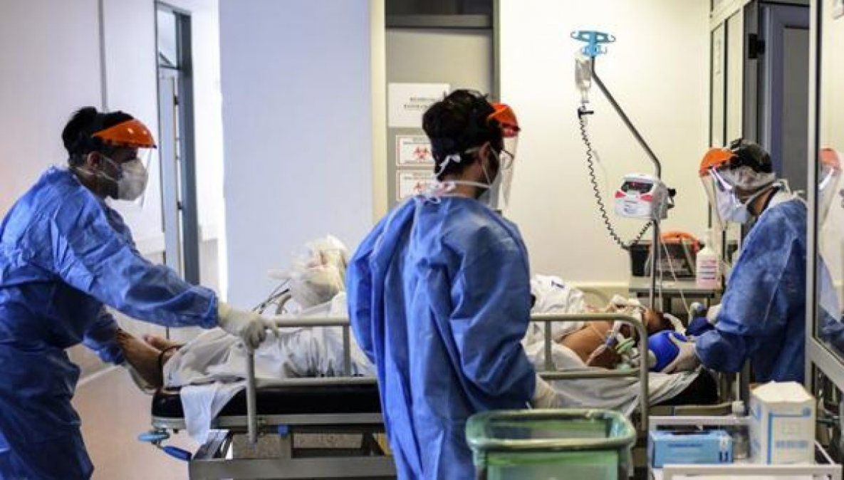 Otras 347 personas murieron y 16.415 fueron reportadas con coronavirus en las últimas 24 horas en la Argentina.