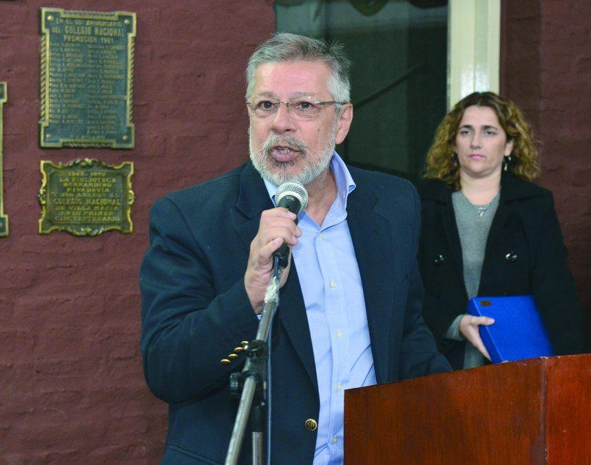 Muñoz: Tenemos una situación sanitaria que está muy lejos de ser la ideal