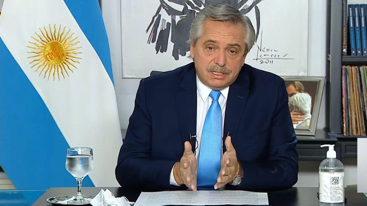 Fernández participa en la cumbre junto con 40 líderes mundiales.