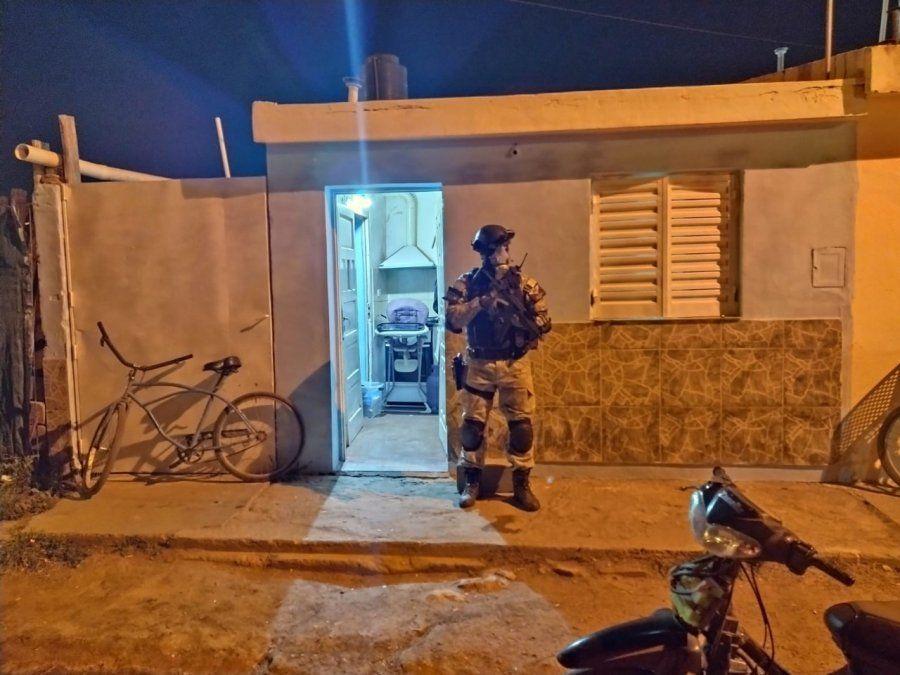 Lo volvieron a arrestar por vender droga en Oliva