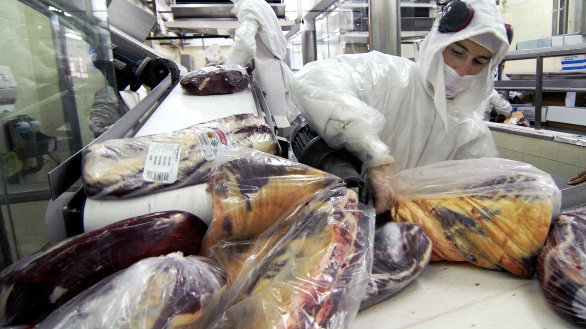 Cierre de exportaciones: la carne subió 18% y no ingresaron US$ 108 millones