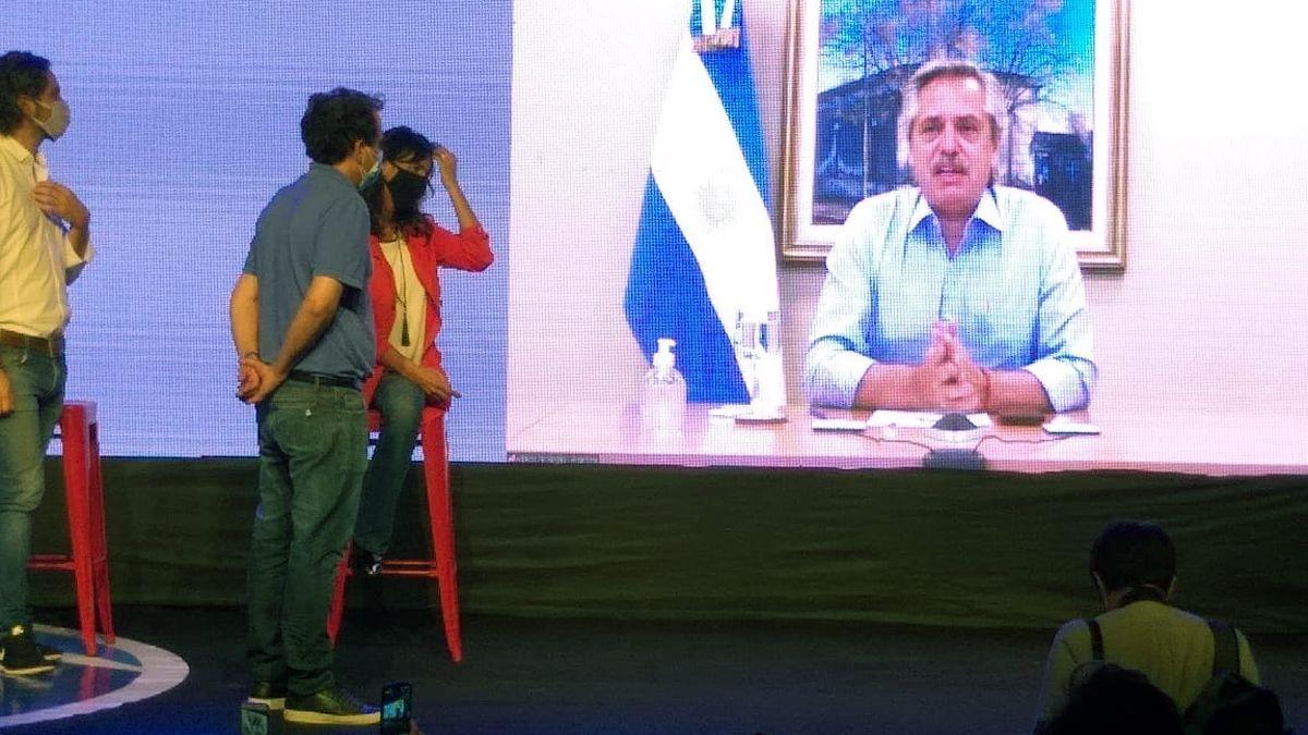 Fernández: Me pone contento que la unidad siga dándonos la victoria
