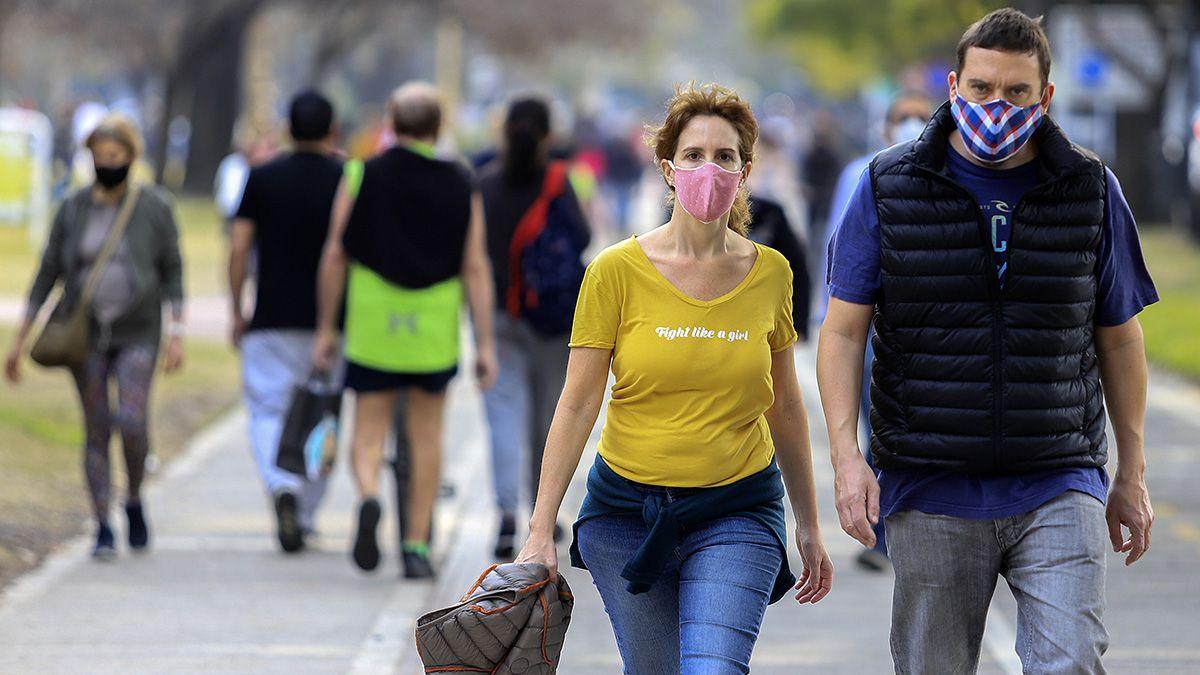 Confirmaron 18.024 contagiados en Argentina en las últimas 24 horas.