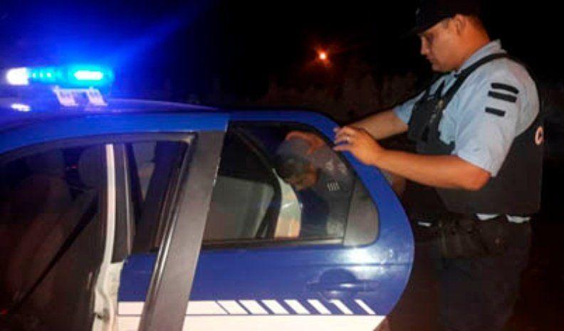 Ticino: golpeó a su pareja y terminó detenido