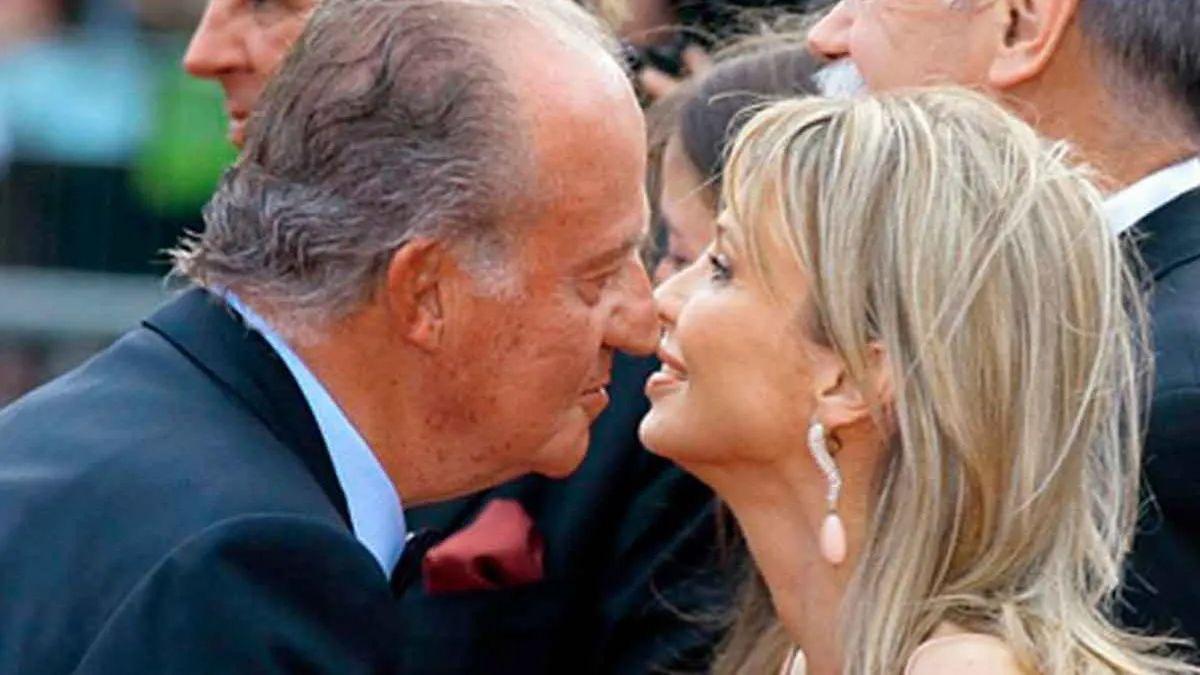 Otra amante del Rey Juan Carlos se confiesa