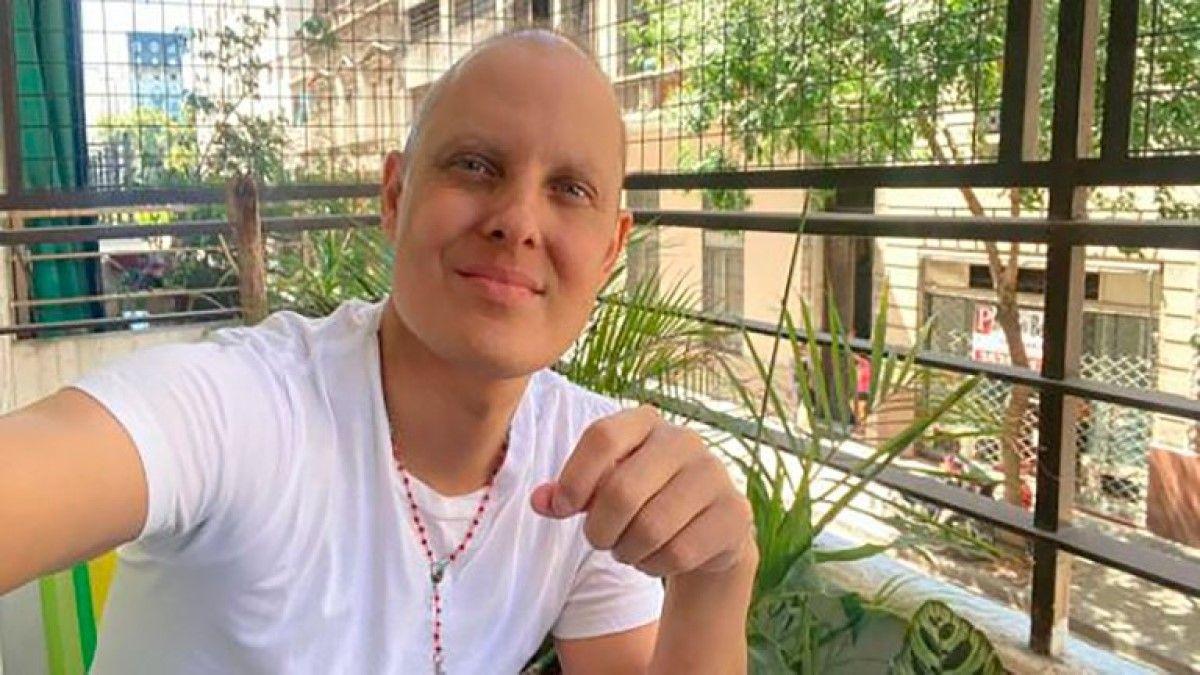 Lío Pecoraro se conmovió al volver a la televisión a tres meses de recibir un trasplante de médula
