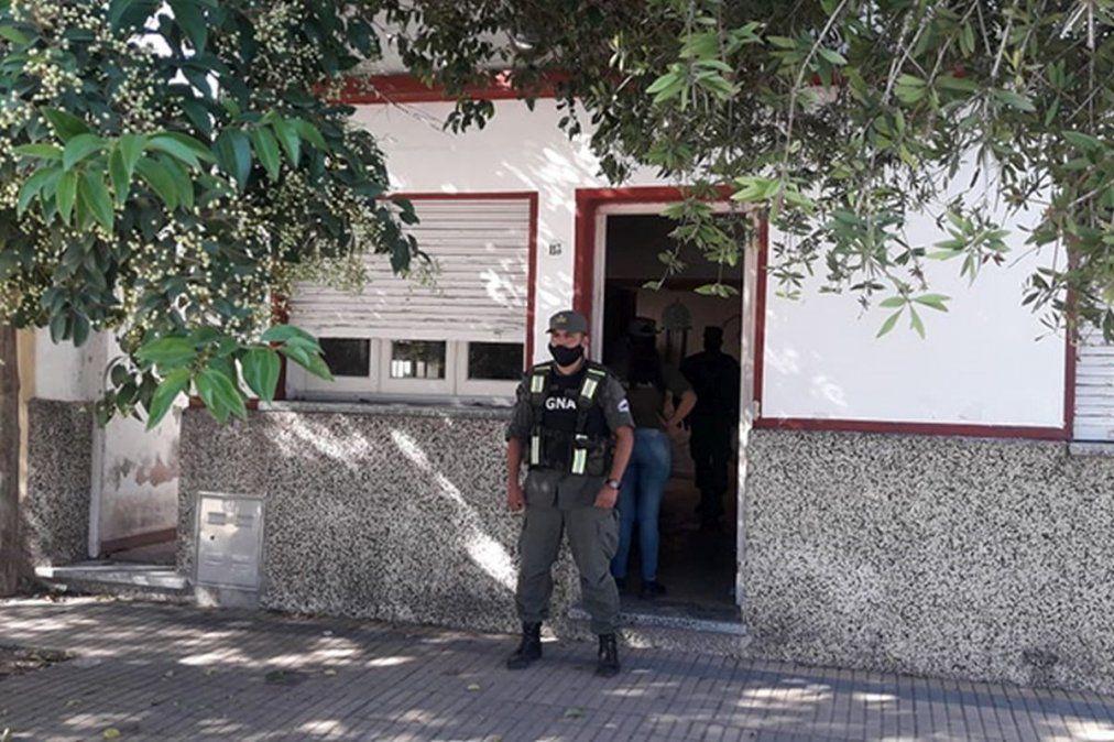 El operativo fue llevado a cabo en la ciudad de Bell Ville.