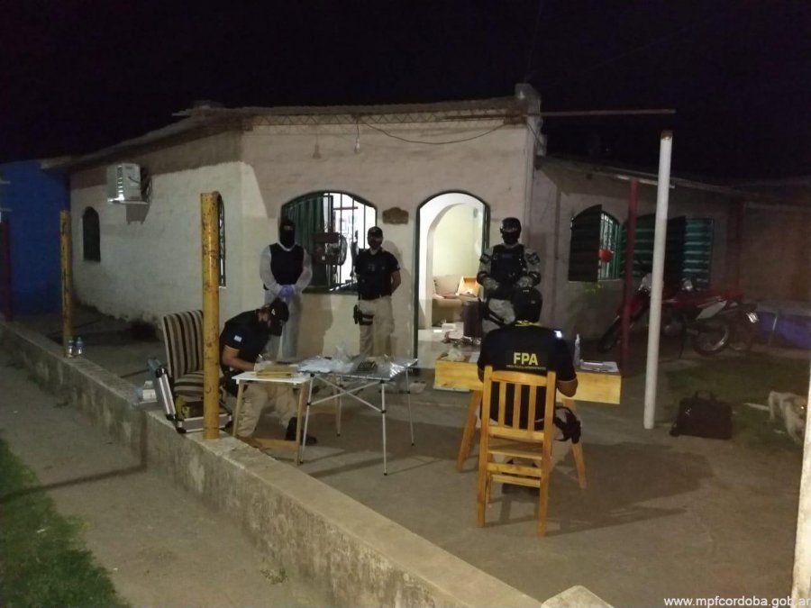 Detienen a un matrimonio por venta de estupefacientes en Marcos Juárez