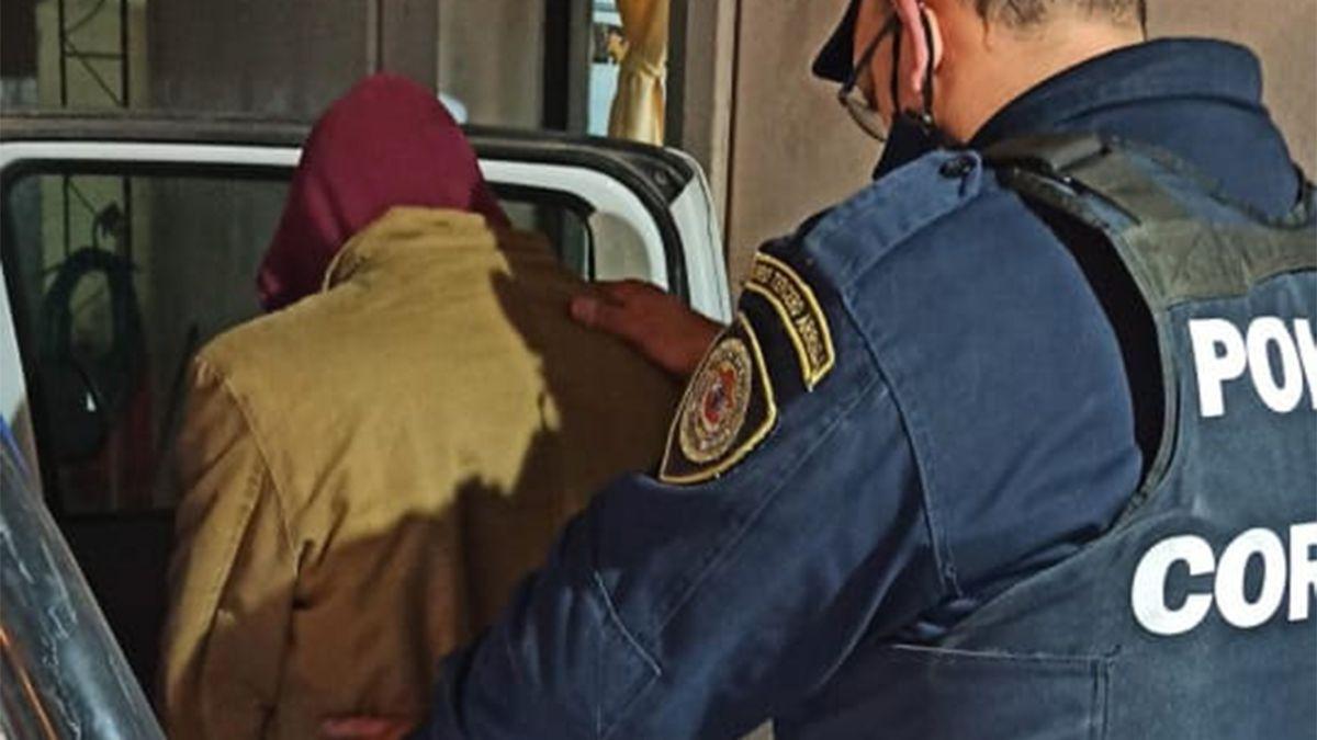 Uniformados encontraron droga en la vivienda de uno de los presuntos asaltantes