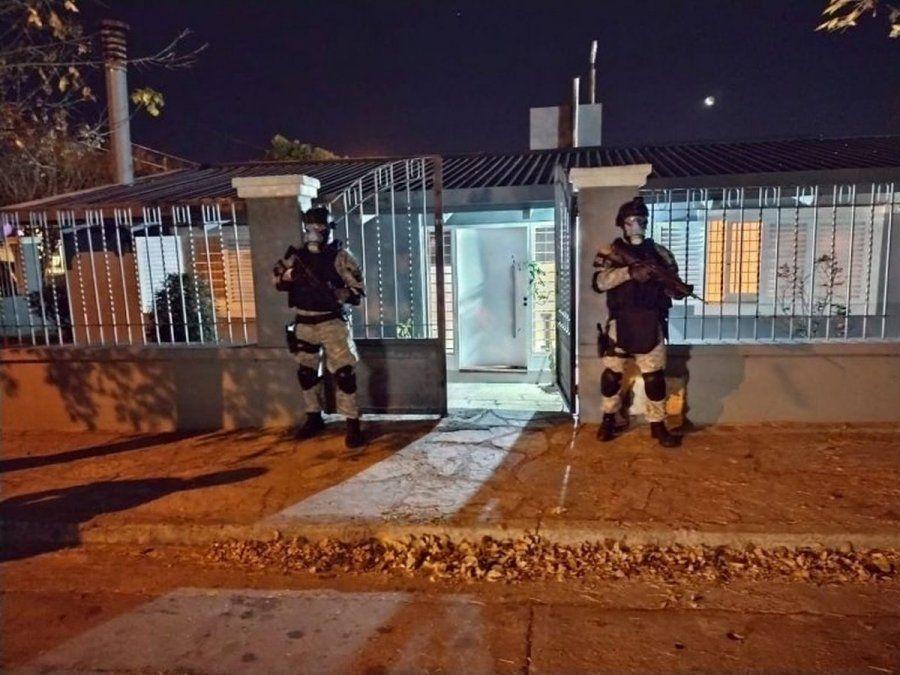 Cocaína y casi 2 millones de pesos incautados en Villa Carlos Paz