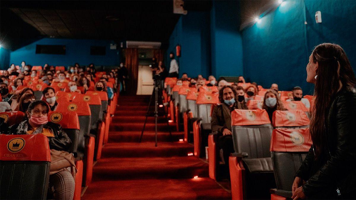 """En las salas de Córdoba se hizo el avant premier de """"El culto"""""""