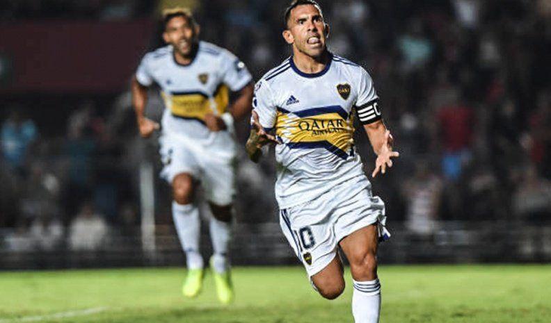 Tevez extendería su vínculo con Boca por un año más