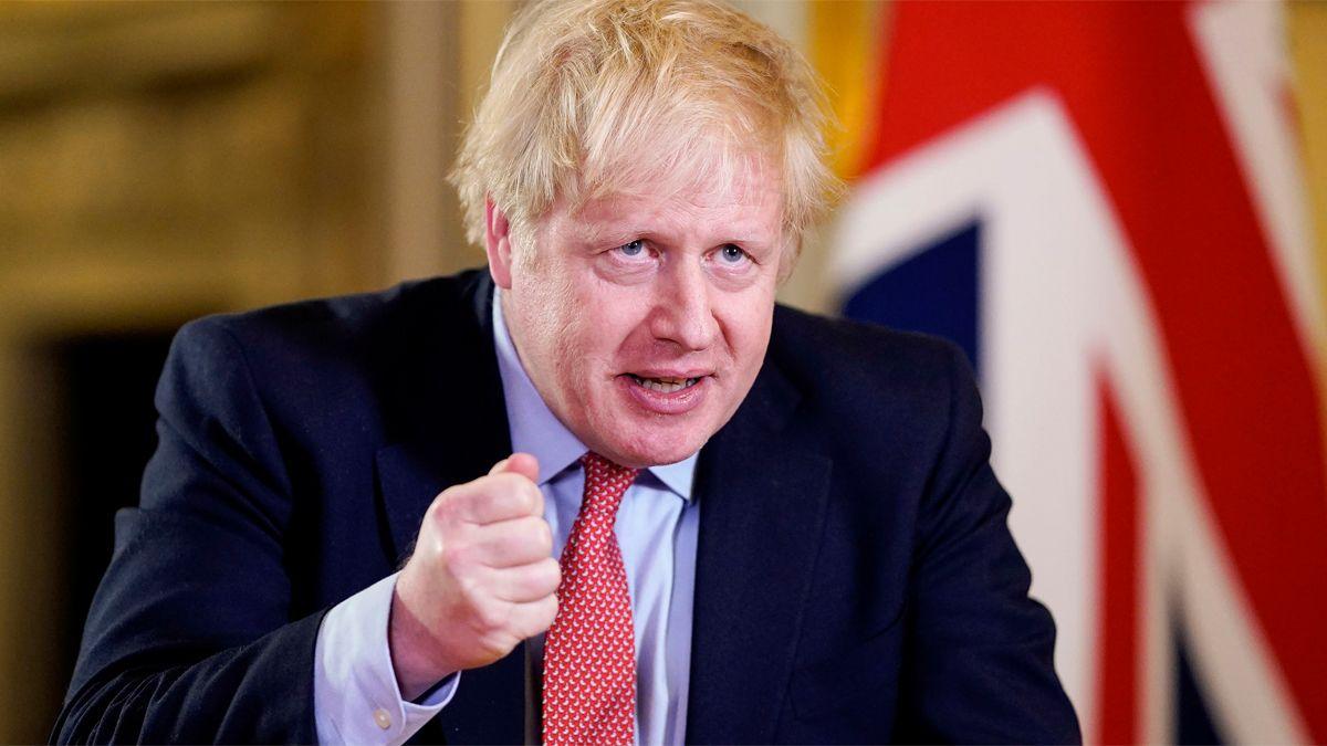 Boris Johnson considera fantástica la autorización de la vacuna de Pzifer/BioNTech